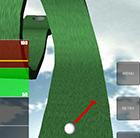 1球パターゴルフ